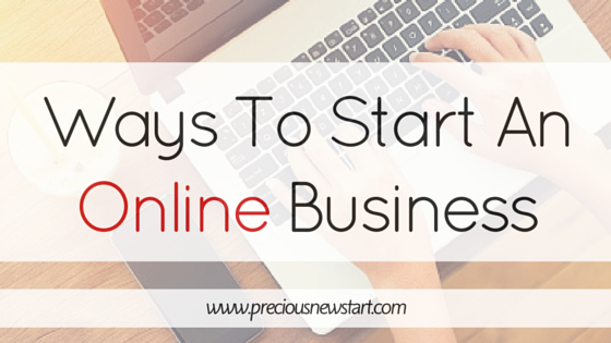 How do you start an online business, how to start an online business