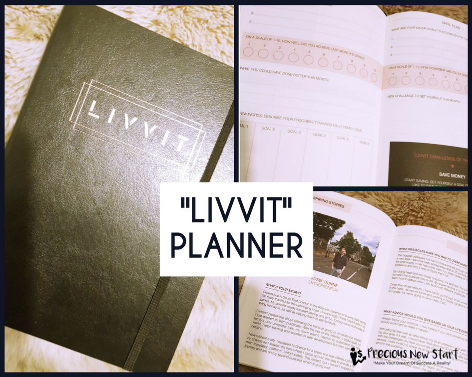 LIVVIT Planner Review