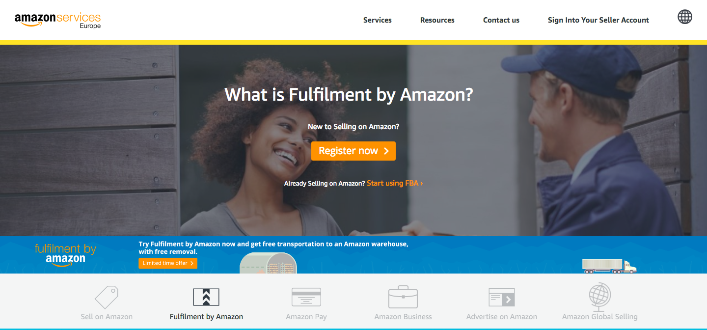ways to make money online with amazon fba