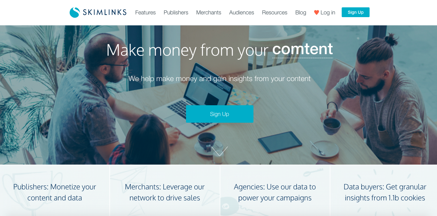the best affiliate programs to promote skimlinks