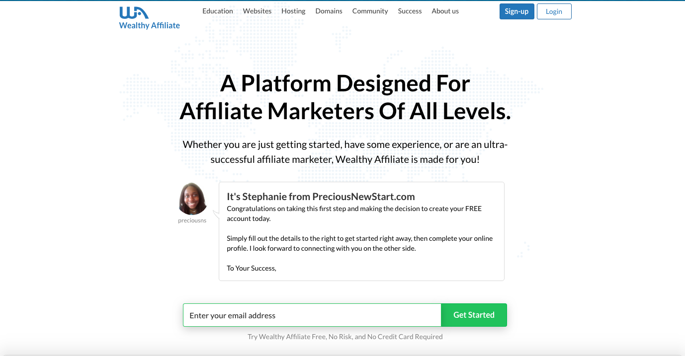 the best affiliate programs to promote wealthy affiliate