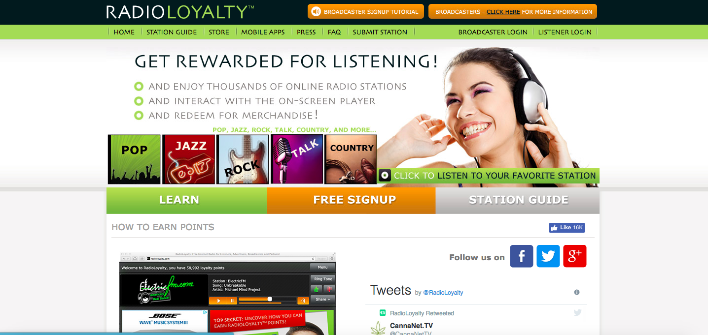 get paid by listening to music online radioloyalty