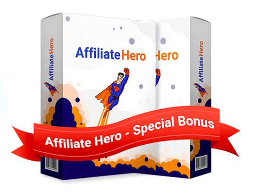 what is affiliate hero special bonsues