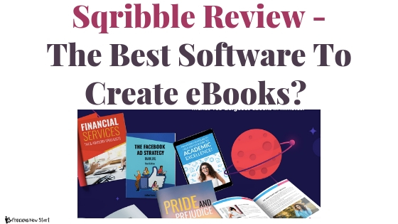 scribble software to create an ebook