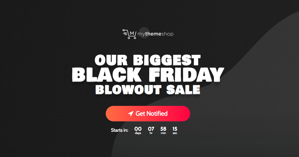 best black friday deals for bloggers mythemeshop 18