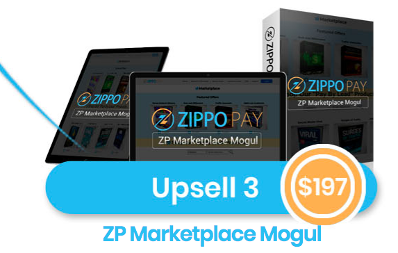 zippopay marketplace mogul