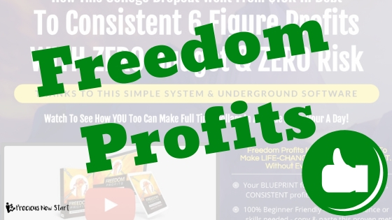 is freedom profits legit review