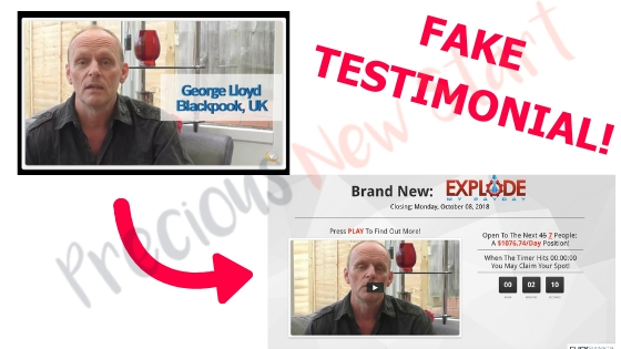 is greedy mentor a scam fake testimonial 1