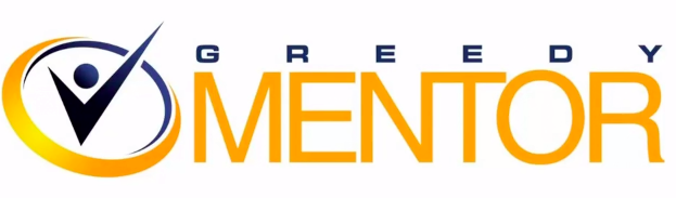 is greedy mentor a scam logo