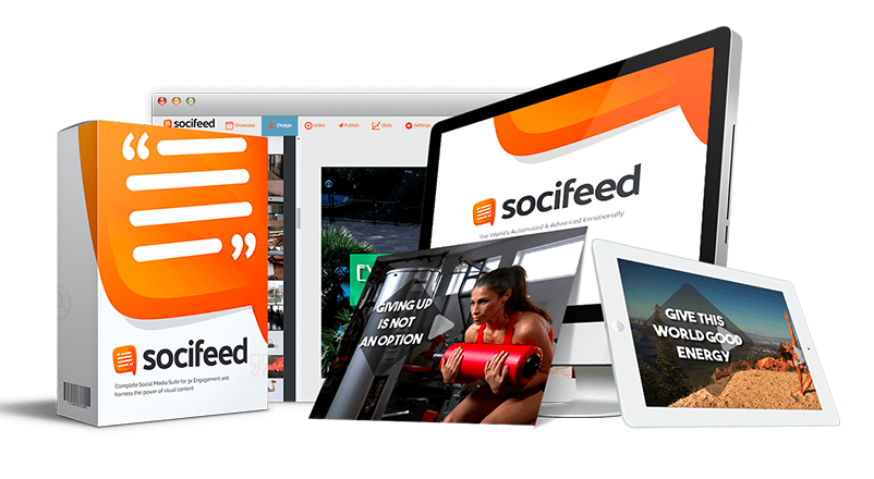 what is socifeed who is it aimed for