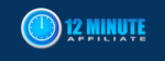 12 minute affiliate review logo
