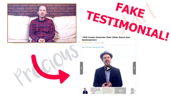 ecom cash crusher review fake testimonial
