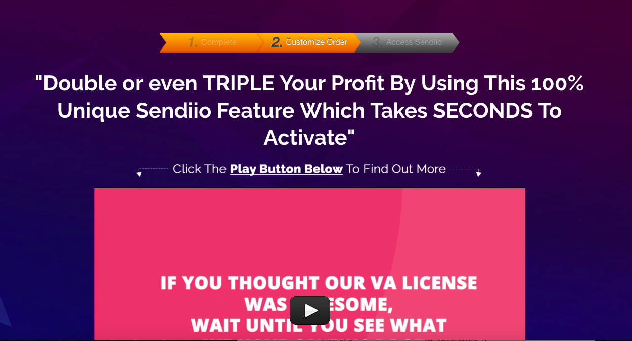 sendiio review sendiio booster upsell 4