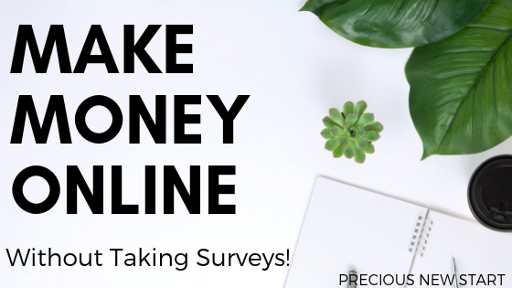 12 Legitimate Ways To Make Money Online Without Taking Surveys