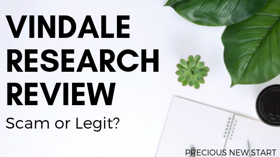 Vindale Research Review [2019] – Is It A Scam Or Legit?