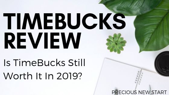 what is timebucks.com about blog