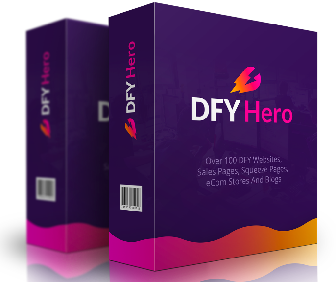 dfy hero review software