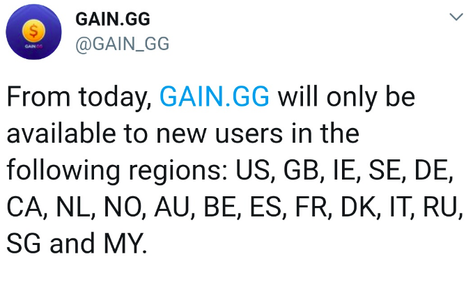 gain.gg review countries eligible