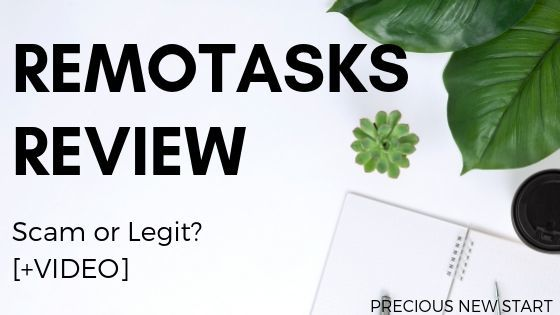 remotasks review blog