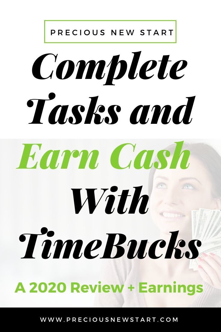 what is timebucks.com about pin