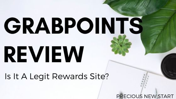 Grabpoints Review - Is Grabpoints A Legit Rewards Site_