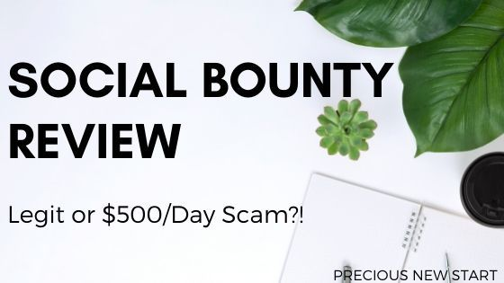 Social Bounty review - Is SocialBounty.co a scam or legit
