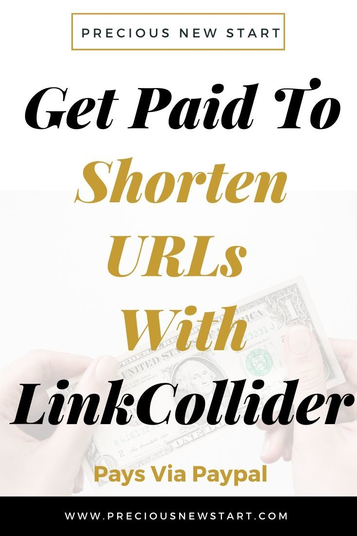 Get Paid To Shorten Links (URL) With LinkCollider Review