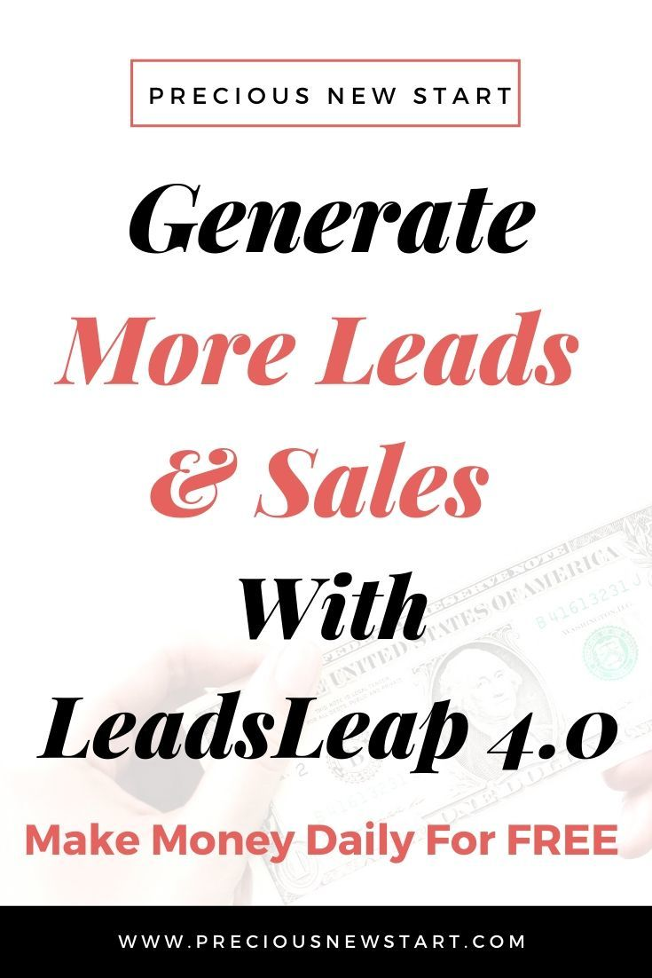 LeadsLeap Review 4.0 - Is LeadsLeap A Scam or Legit Lead and Sales Generation System
