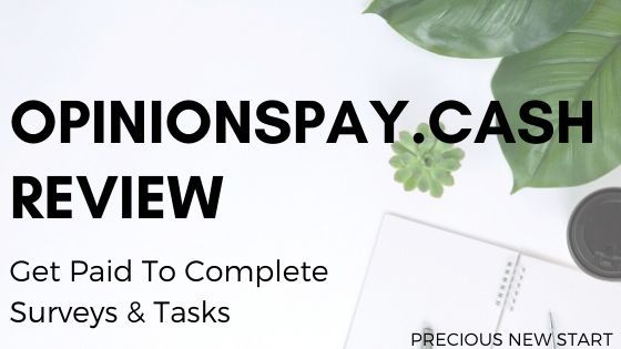 OpinionsPay.Cash Review - Is OpinionsPay.Cash A Scam or Legit