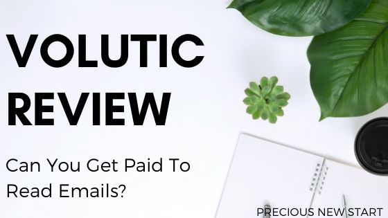 Volutic review - can you get paid to read emails with volutic