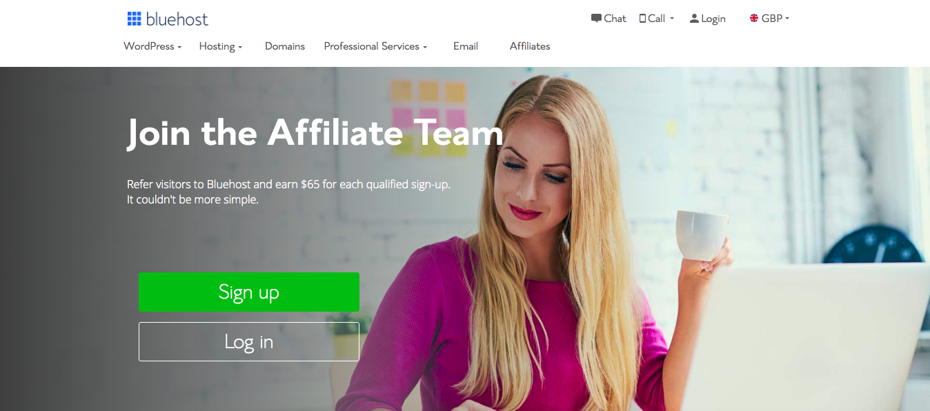 bluehost affiliate program reviews affiliate homepage